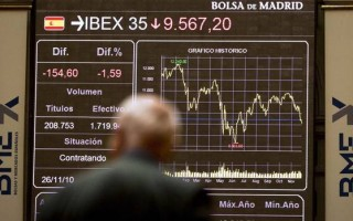 Madrid IBEX 35